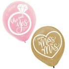 MINT TO BE Bridal Shower Latex Balloons Wedding Party Room Decorations Pink Gold