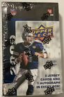 2009 Upper Deck Football Hobby Box Factory Sealed