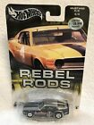 Hot Wheels Rebel Rods 1 20000 LE Scott Kidd Ford Mustang F C 4 4 2004 164