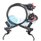 New 2020 Shimano Deore XT BR M8100 Hydraulic Disc Brake set Ice Tech 1600 900mm