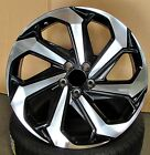 20x8 Wheels Fits Honda Accord Ex Lx Coupe Sedan Civic 20 Inch 5x1143 Rims Set 4