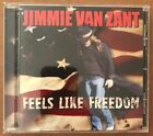 Feels Like Freedom * by Jimmie Van Zant (CD, 2012, MRI)