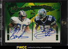 2003 Topps Certified Record Breakers Barry Sanders & Emmitt Smith AUTO (PWCC)