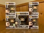 Funko Pop! Game of Thrones Lot (Includes Arya Stark Spring Convention Exclusive)