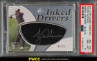 2012 SP Game Used Golf Inked Drivers Autographs Guide 50