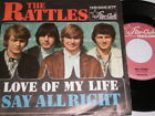 7 The Rattles Love of my Life  Say Allright Star Club 1966  0910
