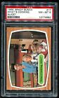 1971 Topps Brady Bunch #17 What's Cooking Alice? PSA 8 NM-M