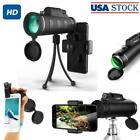 50x60 Portable Outdoor Hunting Camping Scope Monocular Sports Handheld Telescope