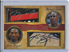 Law of Cards: Panini and Art of the Game Settle Kobe Bryant Autograph Suit 3