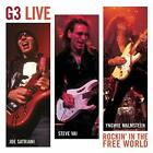G3 Live: Rockin' In The Free World By G3 On Audio CD Album 2004 Very Good