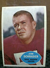 1960 Topps Football Cards 10