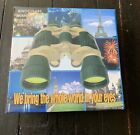NEW Military Themed Binoculars  20 x 50  With Carrying Case FREE SHIPPING