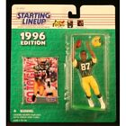 Starting Lineup Robert Brooks / Green Bay Packers 1996 NFL Action Figure