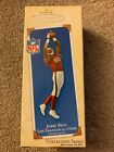 Hallmark Ornament NFL 49ers #80 Jerry Rice 9th in Football Legends Series (2003)
