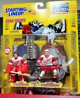 1998 Starting Lineup Classic Doubles MIKE VERNON and SERGEI FEDEROV Stanley Cup