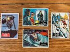 1966 Topps Batman Cards Collection Of 4
