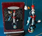 Hallmark  Ornament  1999 THE CAT IN THE HAT Dr. Seuss 1st in SERIES