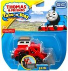 FP Thomas & Friends Take-n-Play JACK front loader die-cast metal R8857-B9 #40678