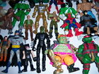 Mixed lot of 50 Action Figures Superheroes  More 0819