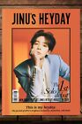 KIM JIN WOO WINNER - JINU's HEYDAY [A+B ver. SET] 2CD+1 Poster+Gift+Tracking no.