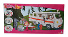 Masha & the Bear Ambulance game set with wolves and accessories for children NEW
