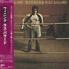 Russ Ballard JAP Remastered CD with Obi Winning NM EICP1390 2011 Arena Rock