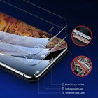 For iPhone X XS Max XR Premium Full Cover Tempered Glass Screen Protector Apple