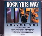 Rock This Way Live - Volume One CD NEW