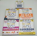 Biggest Loser LOT of 5 Books Cookbook Simple Swaps 30 Day Jump Calorie Counter