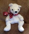 NEW TY Beanie Baby 2000 HOLIDAY TEDDY **Free Shipping**