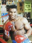 Mike Tyson Boxing Cards and Autographed Memorabilia Guide 31