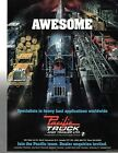 Brochures Pacific Truck  Trailer Awesome Single page flyer