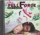 Don't Sleep By Full Force On Audio CD Album 1992 Very Good