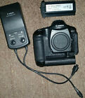 -Canon EOS 1D Mark II 8.2MP Digital SLR Camera - Charger