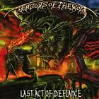 Seasons Of The Wolf-Last Act Of Defiance CD NEW