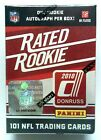 2010 Donruss Rated Rookie Box Set Review 12