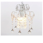 Small Spaces Chandelier Ceiling Fixture Crystal Light Mini Modern American Style