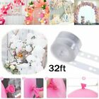 10m Balloon Chain Tape Arch Connect Strip Frame DIY Wedding Birthday Party Decor