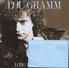 LOU GRAMM Long Hard Look w True Blue Love + Ready Or Not w 2x CD FOREIGNER oop
