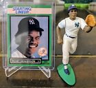 1989 Kenner Starting Lineup Rickey Henderson