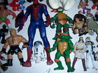 Mixed lot of 50 Action Figures 0915