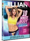 Jillian Michaels 10 Minute Body Transformation Second Edition DVD NEW