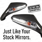 OEM quality replacement mirror for Gilera SC125 PAIR  x1 ε