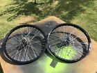 old school bmx araya Wheels Set