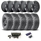 Mickey Thompson 3058421K45 Jeep Wheel and Tire Kit 1987 2006 Wrangler YJ TJ 1984