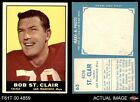 1961 Topps Football Cards 16
