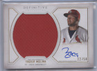 2019 Topps Definitive Collection Baseball Cards 7