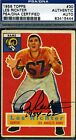1956 Topps Football Cards 27
