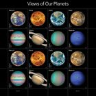 Views of Our Planets USPS Forever Postage Stamps Sheet of 16 Self-Adhesive 1 ...