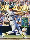Mark McGwire Cards, Rookie Card and Autographed Memorabilia Guide 34